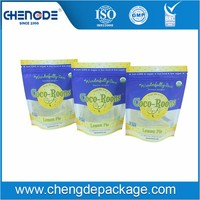 Hot Selling Eco-friendly stand up pouches uk