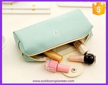 cute 3 pocket non woven notebook zipper binder school pencil bag