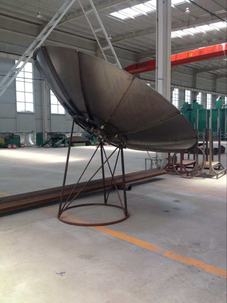 satellite dish mesh antenna with a diameter of 3m for c band