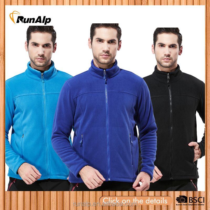 softshell fleece jacket for man