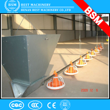 chicken automatic feeder and drinker for broiler parent breeder / broiler layer chicken pan feeder for poultry equipment