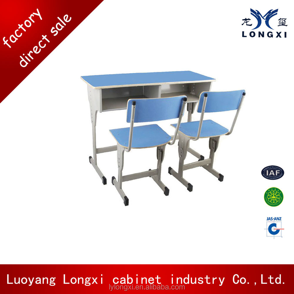Factory saling used school furniture for sale, school desk