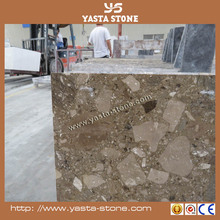 Noticeable Golden Diamond Wall Marble Tiles