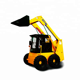 Best price of Chinese XT740 track mini skid steer loader for sale