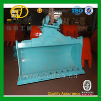excavator tilting mud bucket for kubota kx41-3 excavator mud tilting bucket