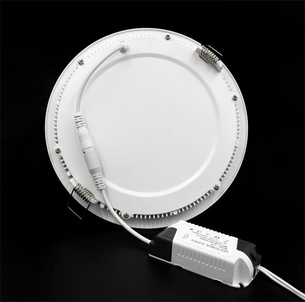 high PFC warm nature white 3W 8W 12W 18W 24W slim led ceiling panel