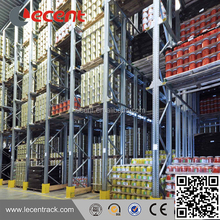 Factory Direct warehouse factory heavy duty drive-in racking system