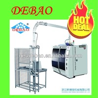hot sale DEBAO-600S milk tea papers cup machine