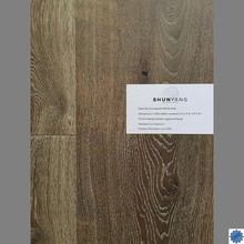 CE Standard Hign Quality Cheap Natural colour Oak Engineered Wood Flooring-LUO1007