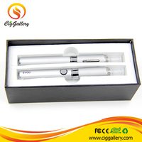 Ciggallery Low rate electronic cigarette 650/ 900/1100 mah ego batteries e ciggarete evod mt3 blister kit