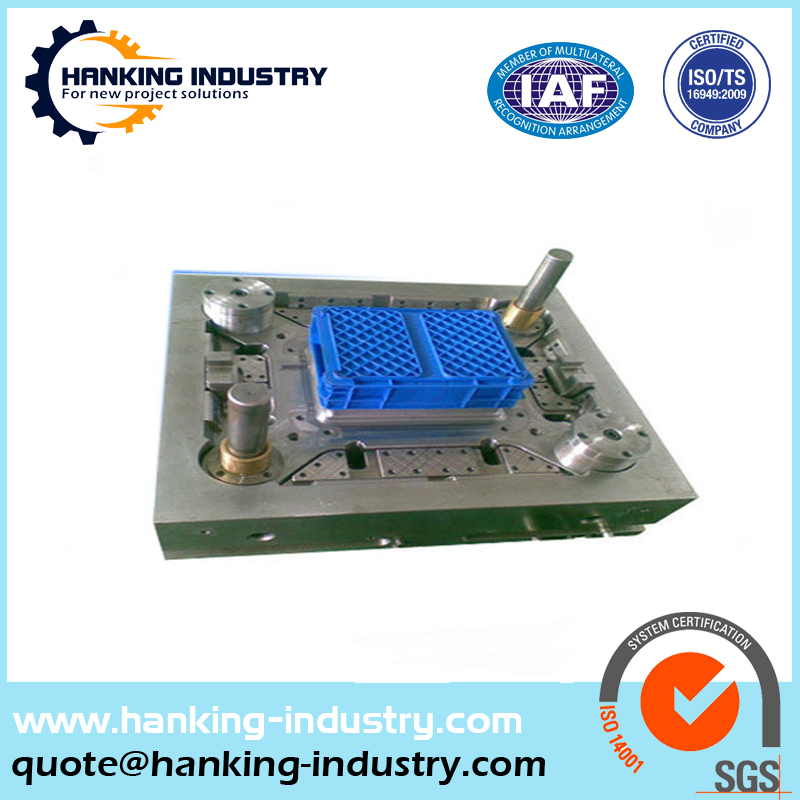 high quality european standard plastic injection mould