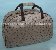 Promtional Cheap luggage travel bag