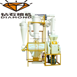 Uses of palm kernel shell small scale flour mill machinery