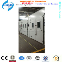 Climatic temperature humidity controlled walk in stability test chamber