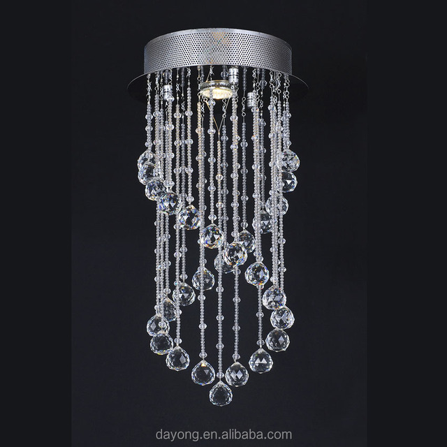 round base steel chandelier lamp living room light Model : DY101