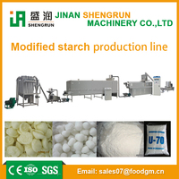Automatic corn starch grinding machine plant