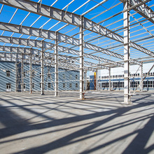 Wholesael Cheap Famous Commercial and Residential Steel Structure Building