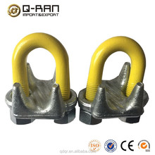 Drop Forged US Type Wire Rope Clip--Have Been Exported To USA