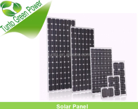 18V 15W A-grade cell mono small size solar panel