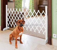 Indoor Plastic Folding Pet Gate Fence