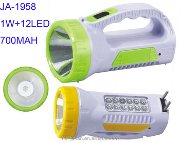 JA-1958 high power led torch light