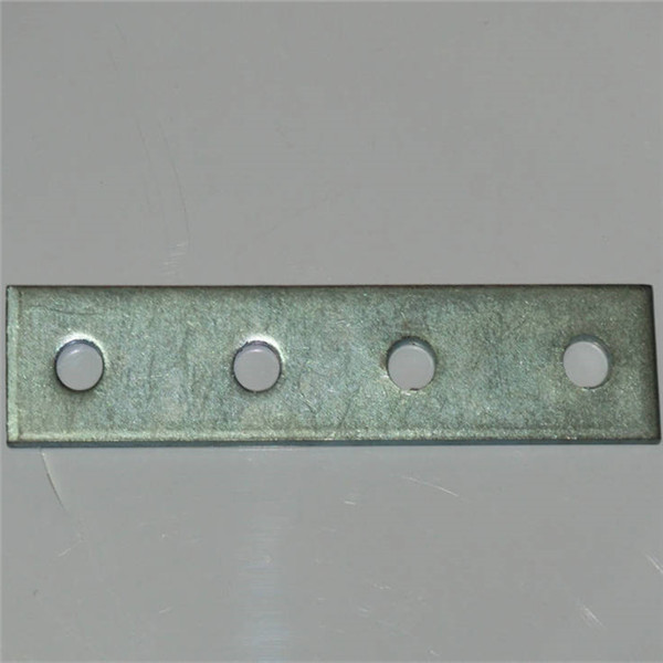 Metal stamping carbon steel I-stype clip right angle connection