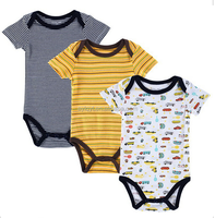 PF-MC-016 Infant clothing and the Amazon explosion models baby pajamas