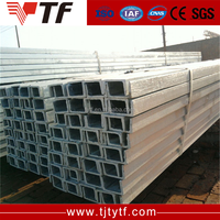 galvanized u-beam mining support steel low price
