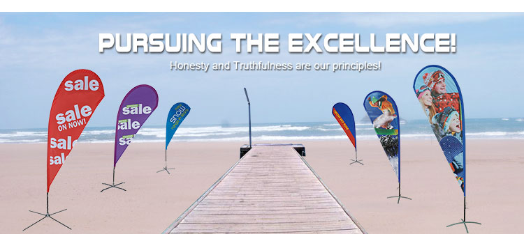 Digital Printing Eco-Friendly Advertising Banner