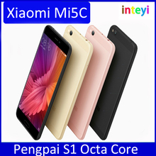Original Xiaomi Mi 5C 3GB RAM 64GB ROM Surge Pinecone S1 Octa Core 5.15 Inch 2860mAh Battery Cellphone 5C