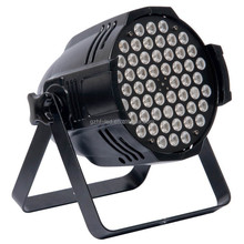 Hot selling LED par can stage lighting 54*3w led par light , High Brightness led 54*3w par can light