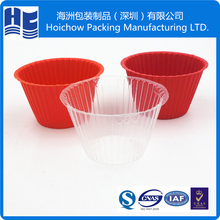 Plastic Clam Shell Container Box Folded Blister Package