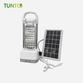 Solar LED lantern string caming light with 4000mah battery for home use,desking,outdoor
