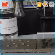 High Quality Potassium Methyl Siliconate,water repellent paint