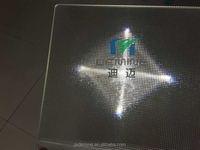 prismatic polycarbonate sheet for lighting board