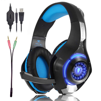Arkartech OEM cheap GM1A Gaming Headset with mic for ps4 xbox one pc