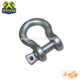 Cheap Galvanized Alloy Steel Anchor Bow Shackle G209