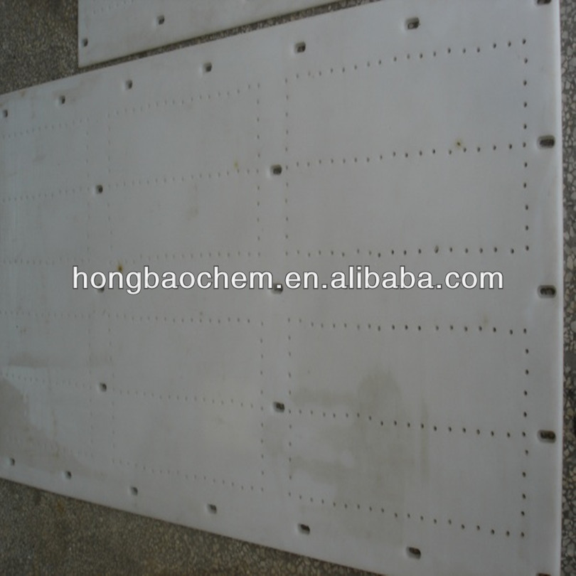 polymer board waterproof plastic sheet
