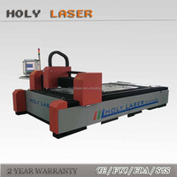 500W/800W/1000W/2000W Lathe Machinery CNC Metal Laser Cutting Machine Used in Accessories Processing