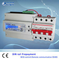 SDM530Y Three Phase MCB Control,Pulse Counting, Relay Controlling, Universal Smart Prepay Electric Meter