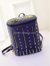 2015 China suppliers korean style simple backpack for girls lady women
