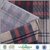 Make -to-Order 100 Polyester Tricot Warp Knitted Fabric
