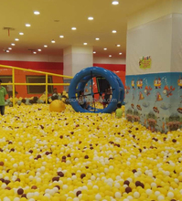 2017 New Style best quality plastic balls ball pit and walk in plastic bubble ball