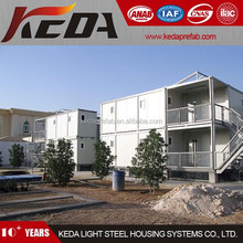 Flat Pack Container House Modular as Student Accommodation Dormitory Home