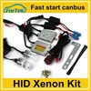 well made fast start and canbus single beam bulb hid xenon kits 35W h1, h3, h7, h11, 9005, 9006