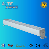 latest led warehouse lighting linear high bay with MeanWell HLG Driver 115lm/w 160w led high bay outside lights