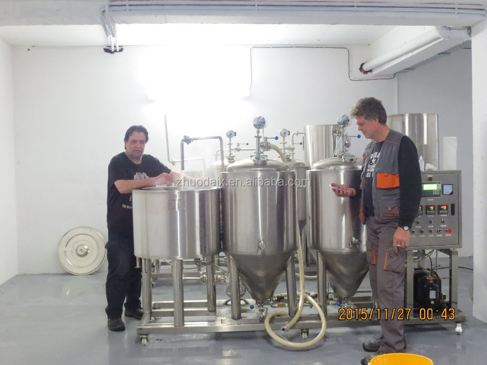 3mm thickness raw material brewing fermenter for beer