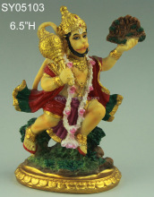 Resin small Hindu Pooja items ganesh moorti hindu religious products gifts