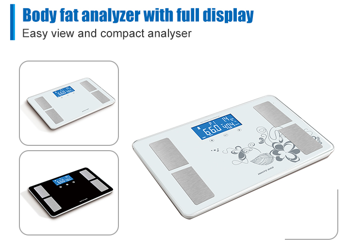 CE Certification 180KG Smart Health Weight Scale Digital Body Analyzer
