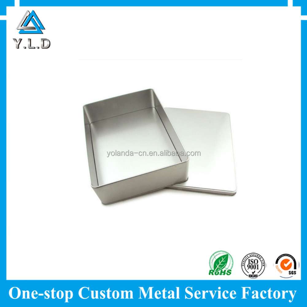 Factory Direct High Quality Customized Packaging Cookie Tin Box